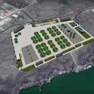 5000吨陆基三文鱼项目落地冰岛,2022年第一批三文鱼上市